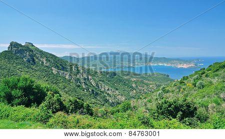 Portoferraio,Elba Island,Italy
