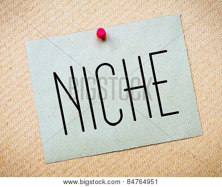 Niche Message