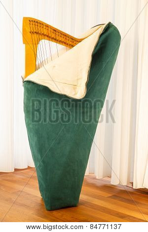 Celtic Harp Unpacking