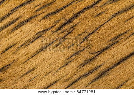Texture Very Old Oak Wood