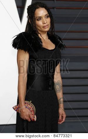 LOS ANGELES - FEB 22:  Lisa Bonet at the Vanity Fair Oscar Party 2015 at the Wallis Annenberg Center for the Performing Arts on February 22, 2015 in Beverly Hills, CA