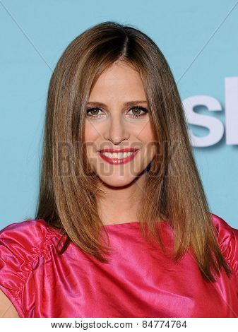 LOS ANGELES - JAN 05:  Andrea Savage arrives to the Showtime celebrates all-new seasons of Shameless, House of Lies and Episodes  on January 5, 2015 in West Hollywood, CA