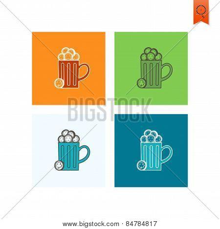 Saint Patricks Day Icon