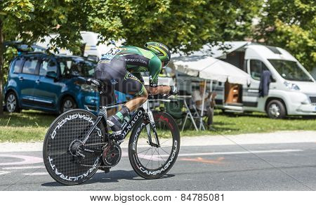 The Cyclist Bryan Coquard