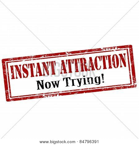 Instant Attraction-stamp