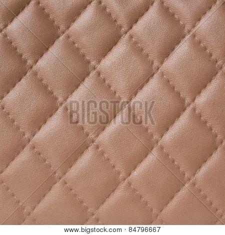 Luxury Leather Close-up Background