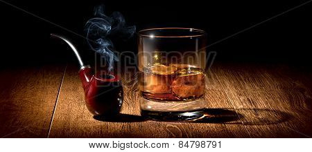Pipe and scotch