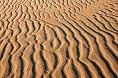 image of sedimentation  - Beautiful desert landscape - JPG