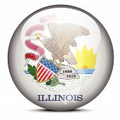 image of illinois  - Vector Image  - JPG