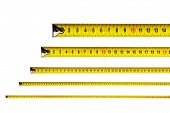pic of measurements  - Tape measure in centimeters - JPG
