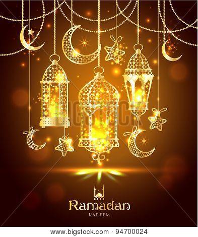 Greeting Card Ramadan Kareem