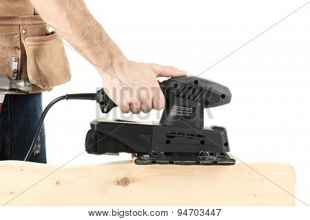 Carpenter Electrical Sanding Machine