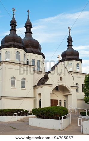 Ukrainian Orthodox Church Front