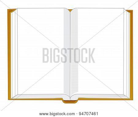 Openning book
