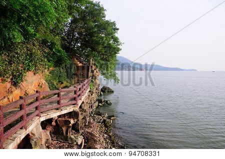 Cliff Side Boardwalk