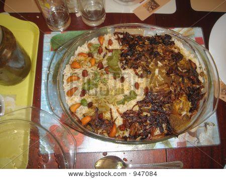 Delicious Biryani