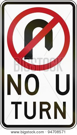 No U-turn In Australia