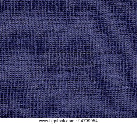 Deep koamaru burlap texture background