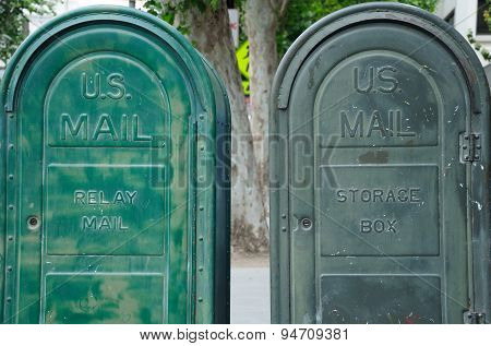 U.S. Mail Post Office Box
