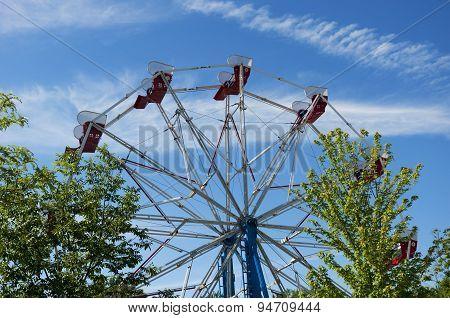 Ferris Wheel Carnival Ride