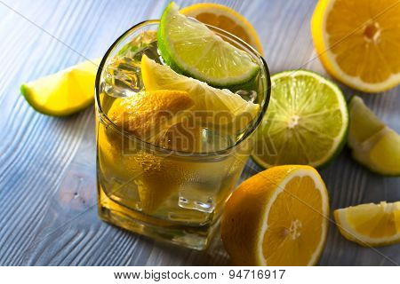 Gin With Tonic