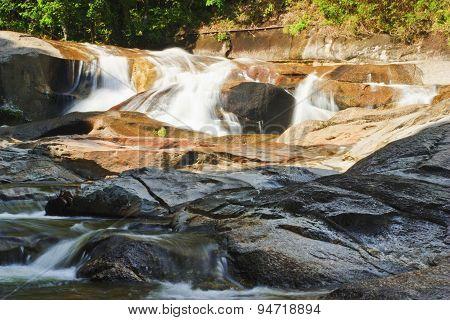 Waterfall, Beautiful Nature