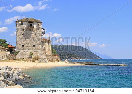 Ouranoupoli Athos