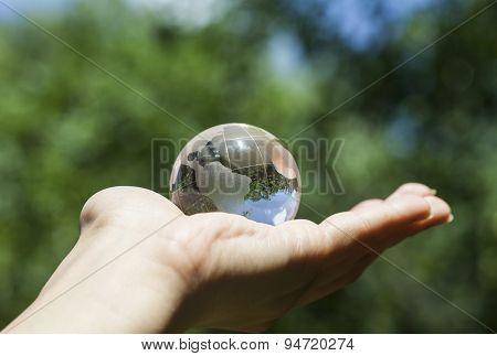 World Environment Concept