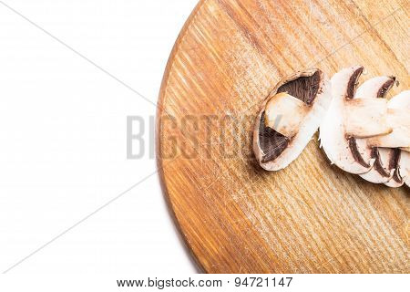 Slices Of Champignon