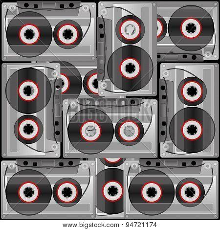 Tape cassettes