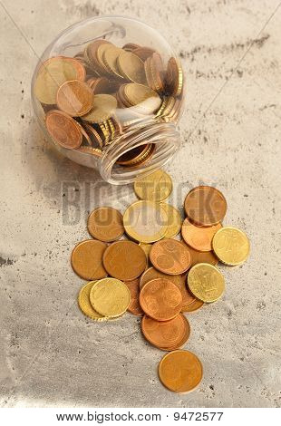 Coin Bottle