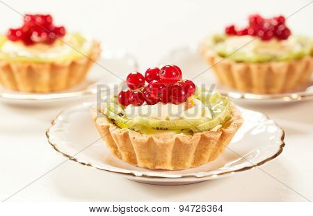 Delicious Strawberry Tarts