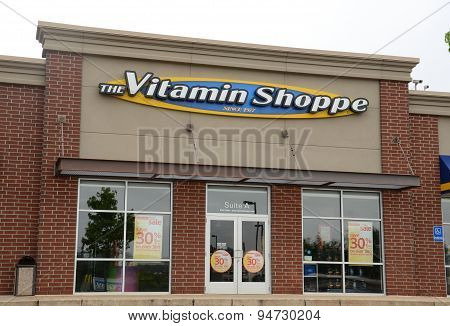 The Vitamin Shoppe Store