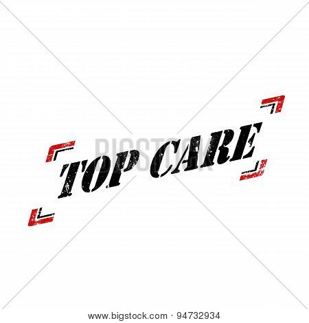 Top Care-stamp