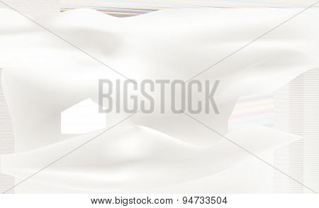 Abstract Greyscale Smooth Background Design Vector