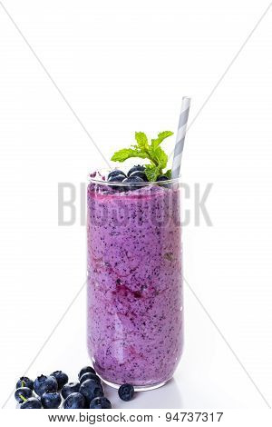 Blueberrie Smoothie