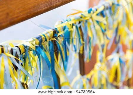 Ukrainian ribbons