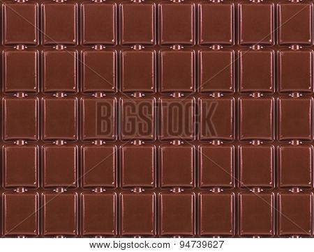 Chocolate seamless texture