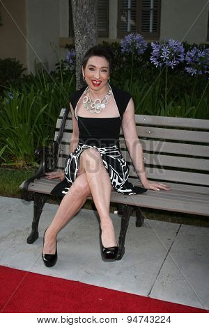 LOS ANGELES - JUN 11:  Naomi Grossman at the