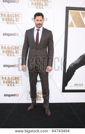 LOS ANGELES - JUN 25:  Joe Manganiello at the