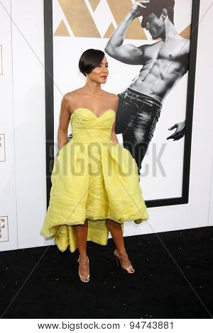 LOS ANGELES - JUN 25:  Jada Pinkett Smith at the