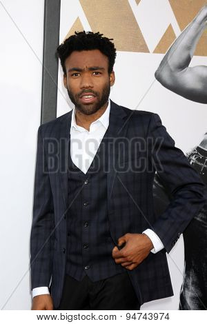 LOS ANGELES - JUN 25:  Donald Glover at the