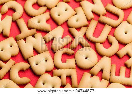Mixed biscuit word