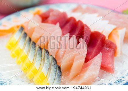 Japapnese food, Sashimi