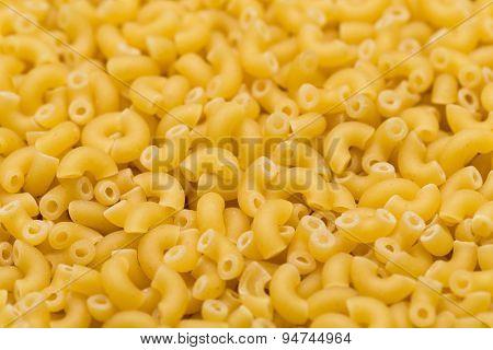 Dry Italian Macaroni Pasta