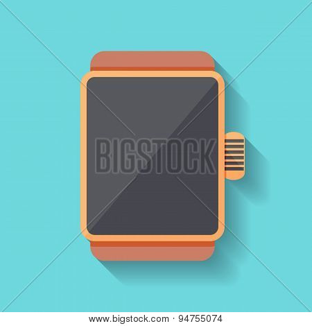 Smart Watch. Vector Illustration