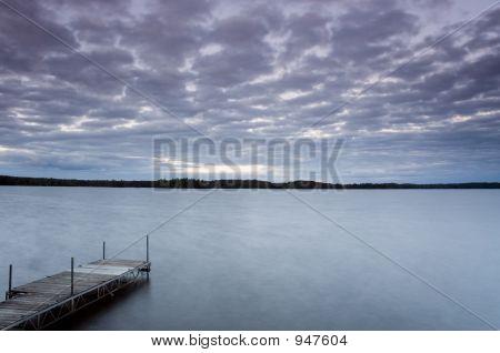 Dusk At The Lake 3