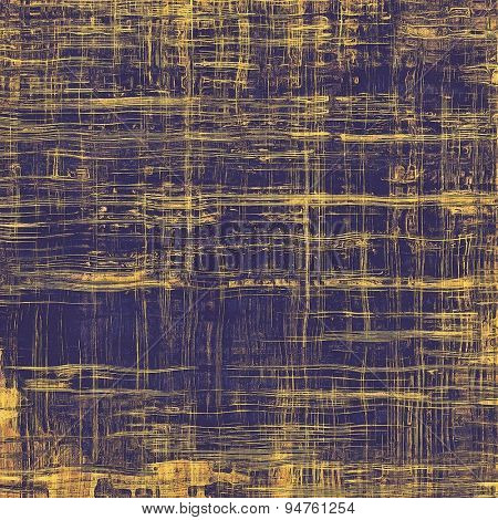 Old background with delicate abstract texture. With different color patterns: yellow (beige); brown; gray; purple (violet)