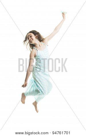 girl teenager wearing in summer