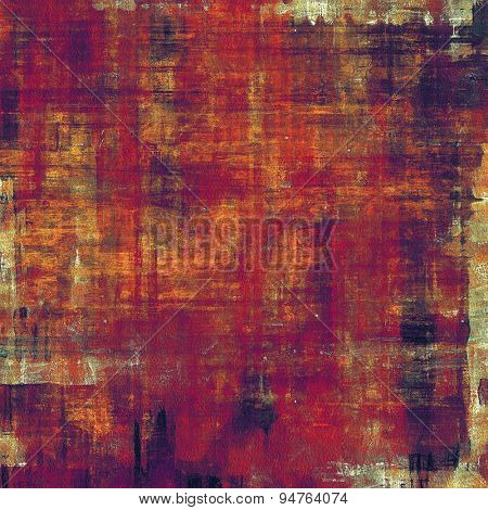 Vintage texture ideal for retro backgrounds. With different color patterns: yellow (beige); brown; purple (violet); red (orange)